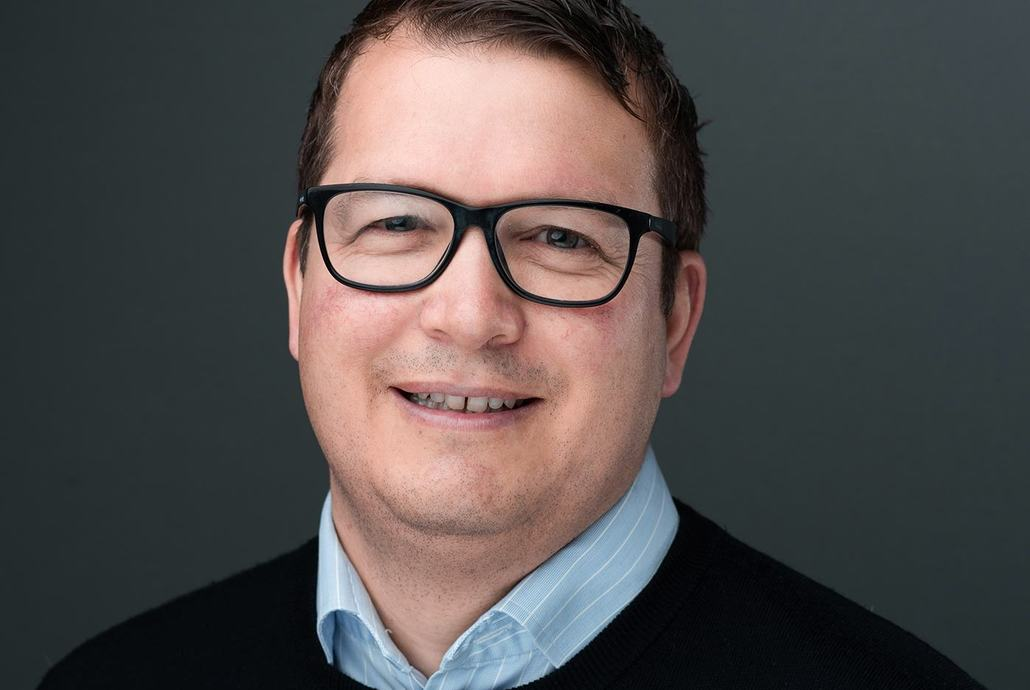 Divisjonsdirektør for bygg og infrastruktur i Asplan Viak Per Christian Randgaard. Foto: Erik Burås/Studio B13