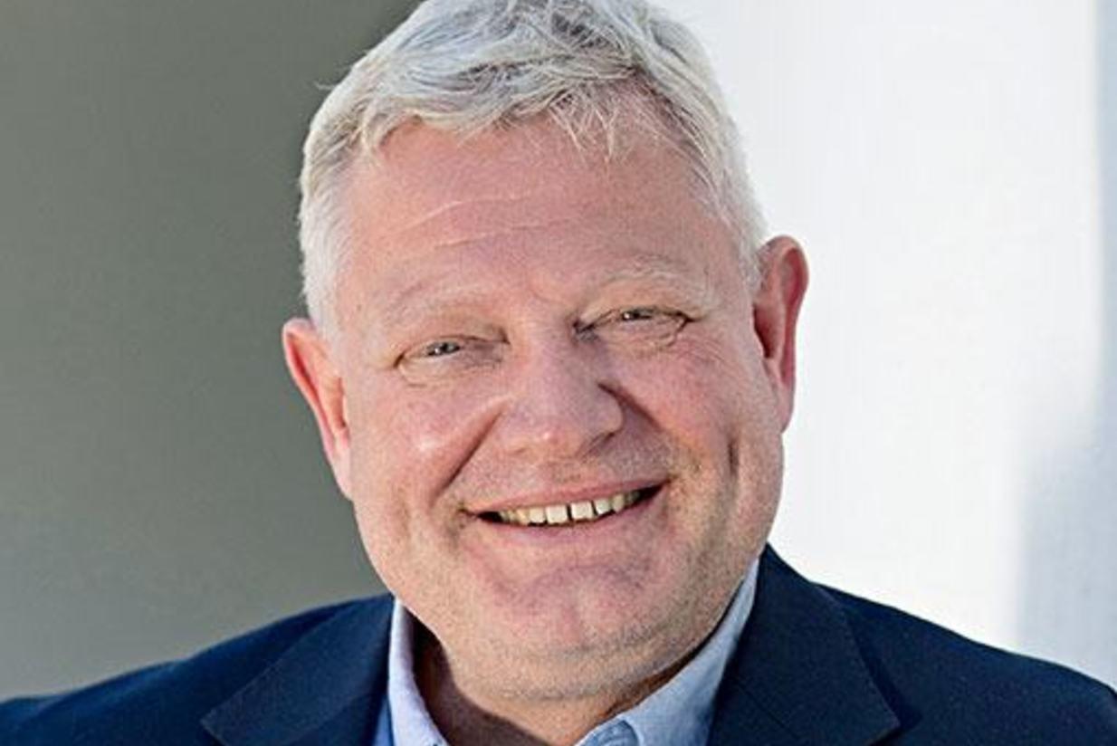 Stolt samarbeidspartner, Tor Gunnar Øverli, divisjonsdirektør Digitale tjenester.