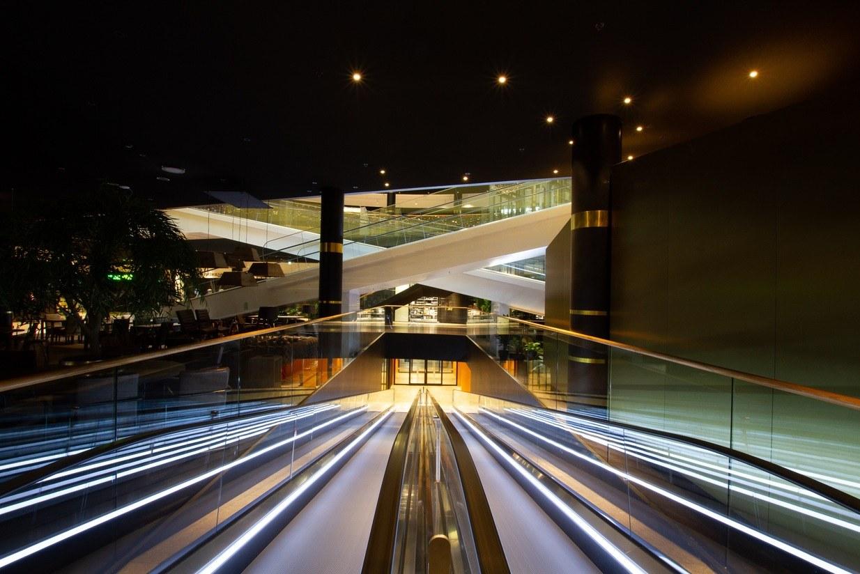 Nominert til beste innendørsprosjekt. Foto: Asplan Viak