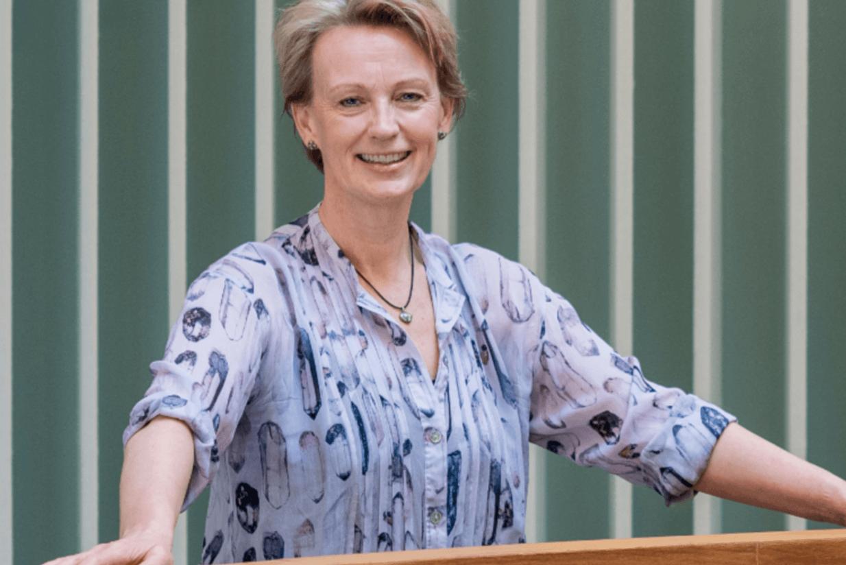 Administrerende direktør, Elisabeth H. Tørstad er svært fornøyd med toppliste-plasseringen. Foto: Erik Burås.