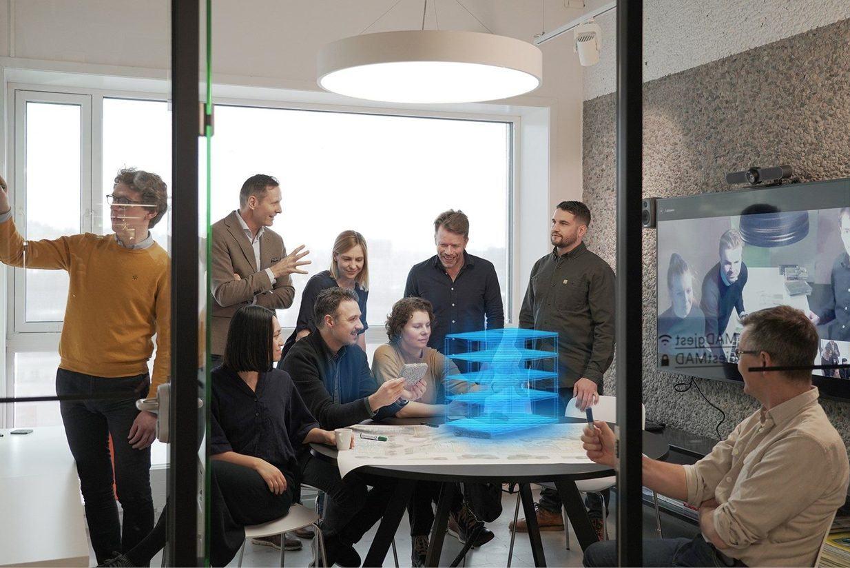 Vinneroppskrift:  «Recipe for Future Living» består foruten eiendomsutviklerfirmaet INEO Eiendom AS, av MAD arkitekter, Landskap+ AS, Asplan Viak, Vill Energi AS, Léva Urban Design, Resirqel AS, Mad communication AS og Deichman Bibliotek Stovner.