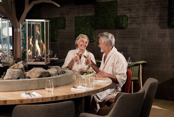 Bygget har en restaurant med 250 sitteplasser og stor uteservering. Foto: The Well