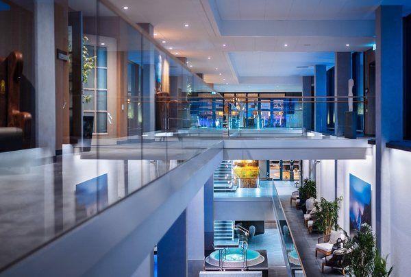 Veværeanlegget har et totalareal på 10.500 kvm fordelt på tre etasjer. Foto: The Well
