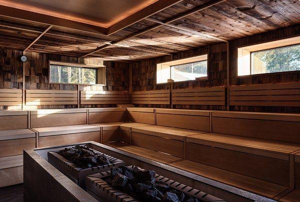 15 saunaer og dampbad. Foto: The Well