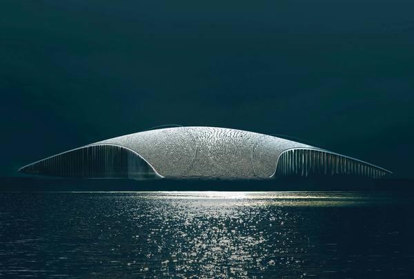 Illustrasjon: Dorthe Mandup Arkitekter