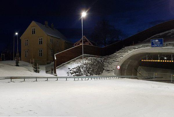 Portalåpning Sama. Foto: Asplan Viak