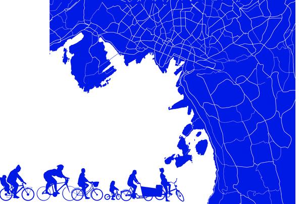 Asplan Viak har hatt rollen som prosjektleder for plan og sykkelveinettet i Oslo.