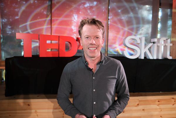 Torsdag kan du se Asplan Viaks Rune Skeie på TED Countdown-scenen hvor han snakker om byplanlegging som en viktig faktor mot tap av biologisk mangfold. Foto: Asplan Viak