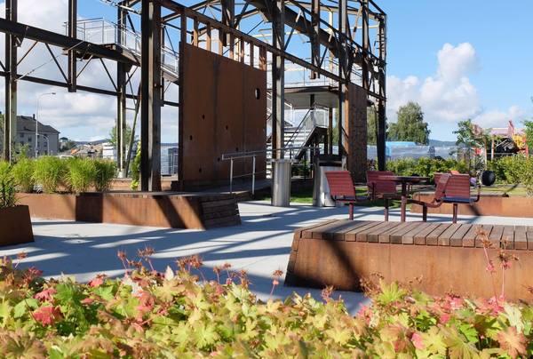 Nye Lilleby tar sikte på å være et nasjonalt referanseprosjekt for bærekraftig byutvikling. Foto: Asplan Viak