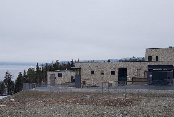 Topp moderne anlegg sikrer vannforsyningen til Ullensaker kommune og Oslo Lufthavn Gardermoen. Foto: Asplan Viak.