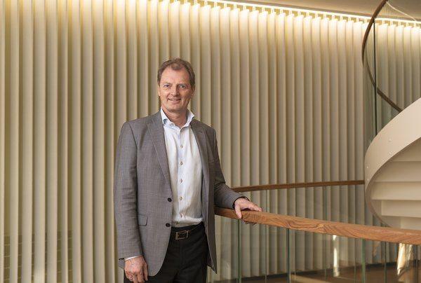 Øyvind Mork, adm. direktør Asplan Viak. Foto: Chris Aadland