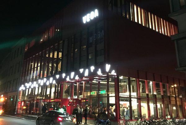 Etterlengtet åpning av Oslos nye kulturhus, Vega Scene. Foto: Asplan Viak