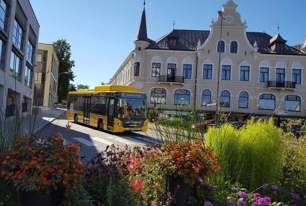 Porsgrunn. Foto: Rikke Philippi