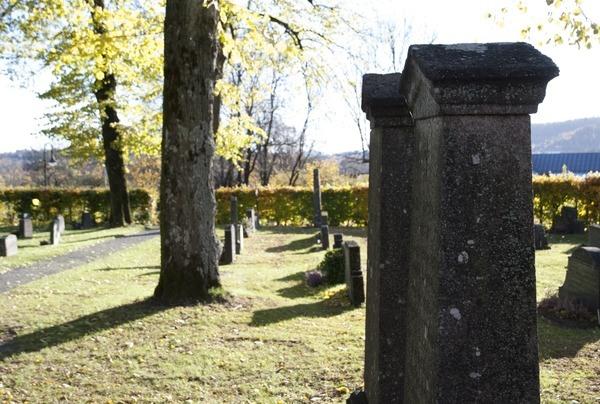 Bryn kirkegård. Foto: Asplan Viak