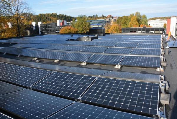 Lønnsom solenergi